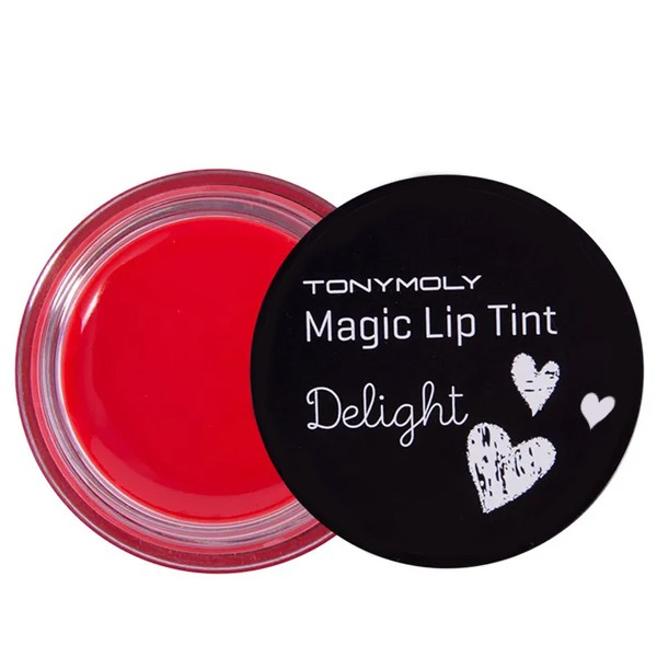 TONYMOLY Magic Lip Tint Delight 03 Red Berry Cap Lip Tint
