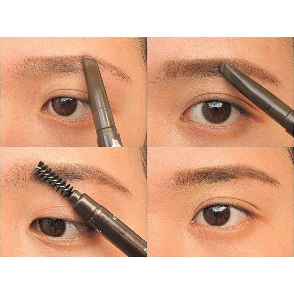 Easy Touch Auto Double Ended  Eye Brow Liner