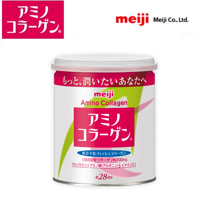 Meiji Amino Collagen Regular in refill pack 214g (30 days)