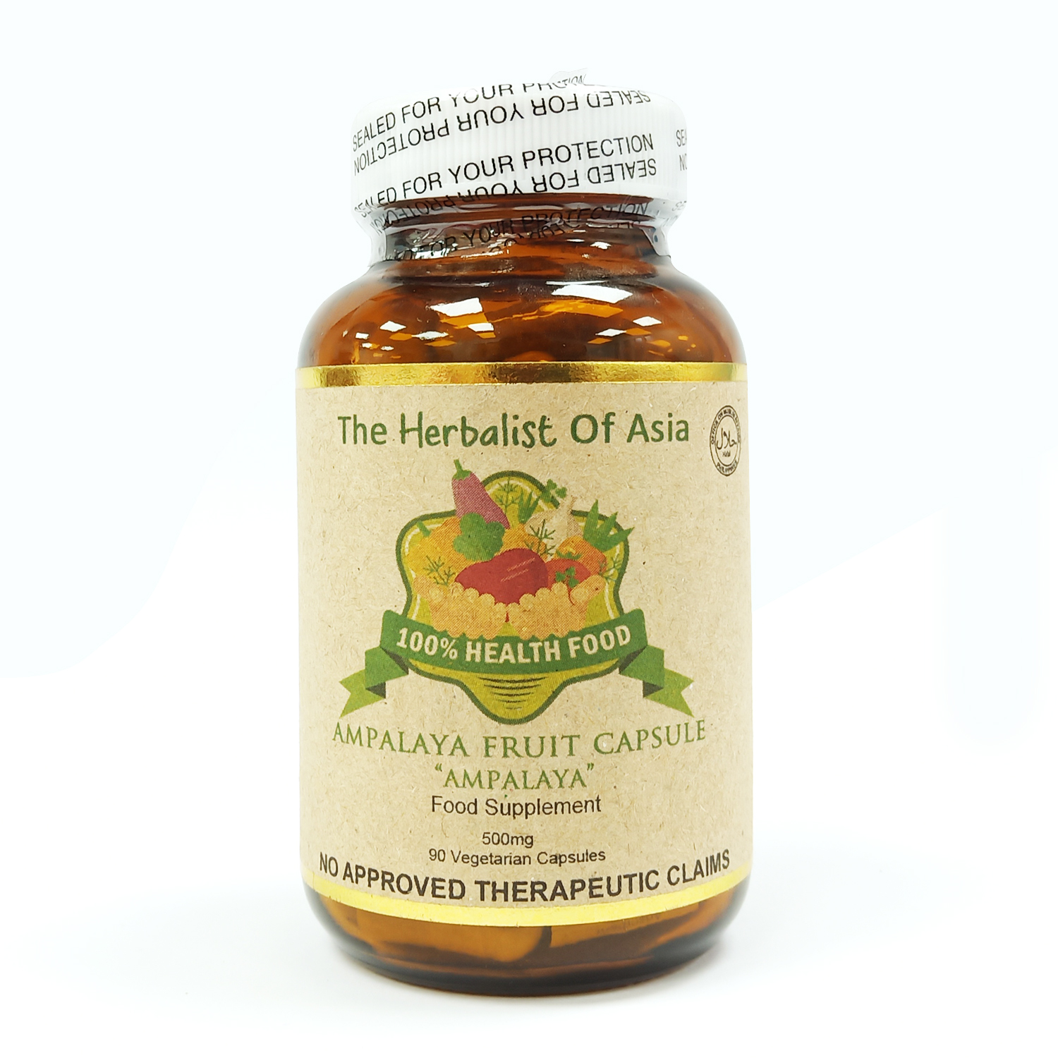 The Herbalist Of Asia Ampalaya Capsule