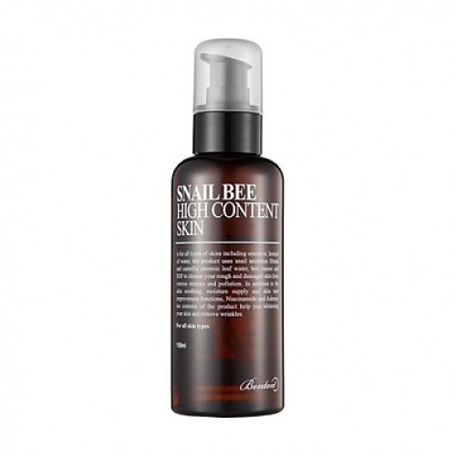 SNAIL BEE HIGH CONTENT SKIN 150ml 200g
