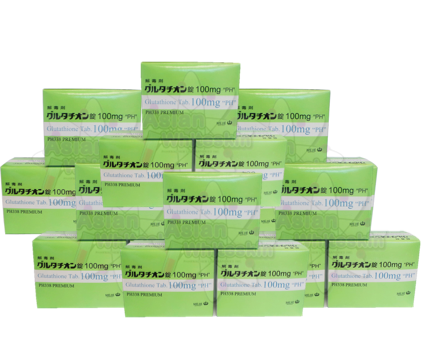 PH338 Glutathione 50 Box (30000) Tablet
