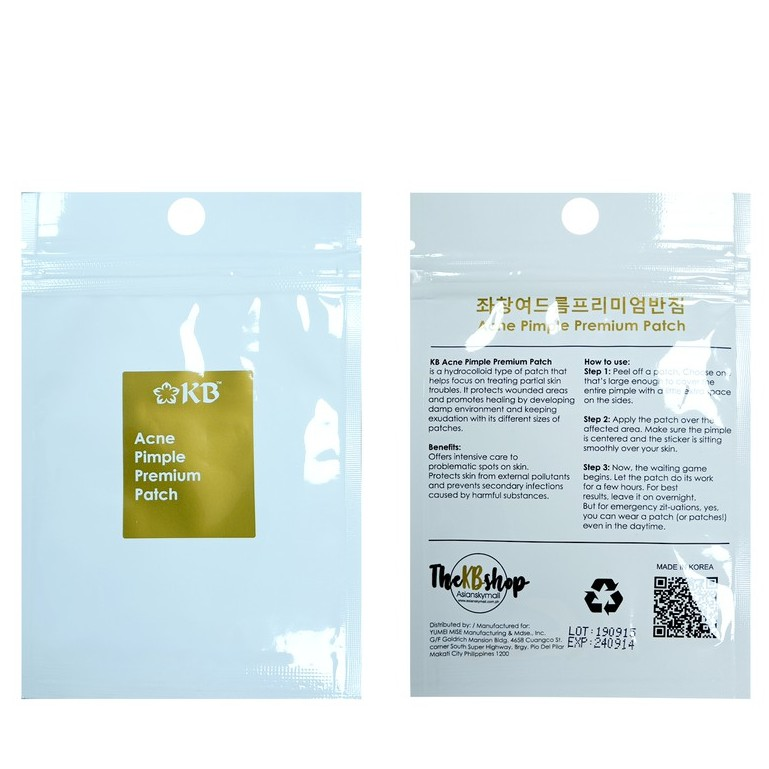 KB Acne Pimple Premium Patch