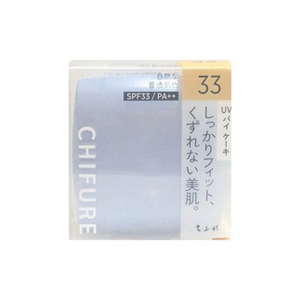Chifure Foundation UV Bi-Cake SPF33/PA+++