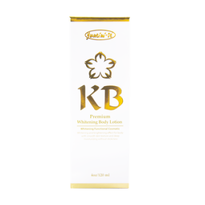 KB Premium Body Lotion