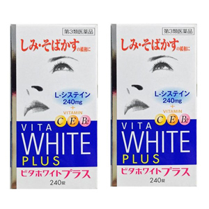 Kokando vita white Plus 240tablets (set of 2)