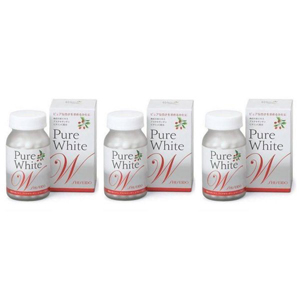 shiseido purewhite W 270 tablets  (set of 3)